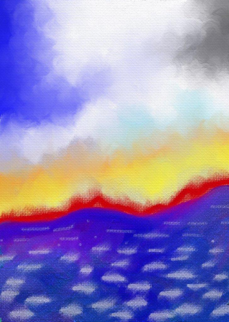 Blue sea Part IV