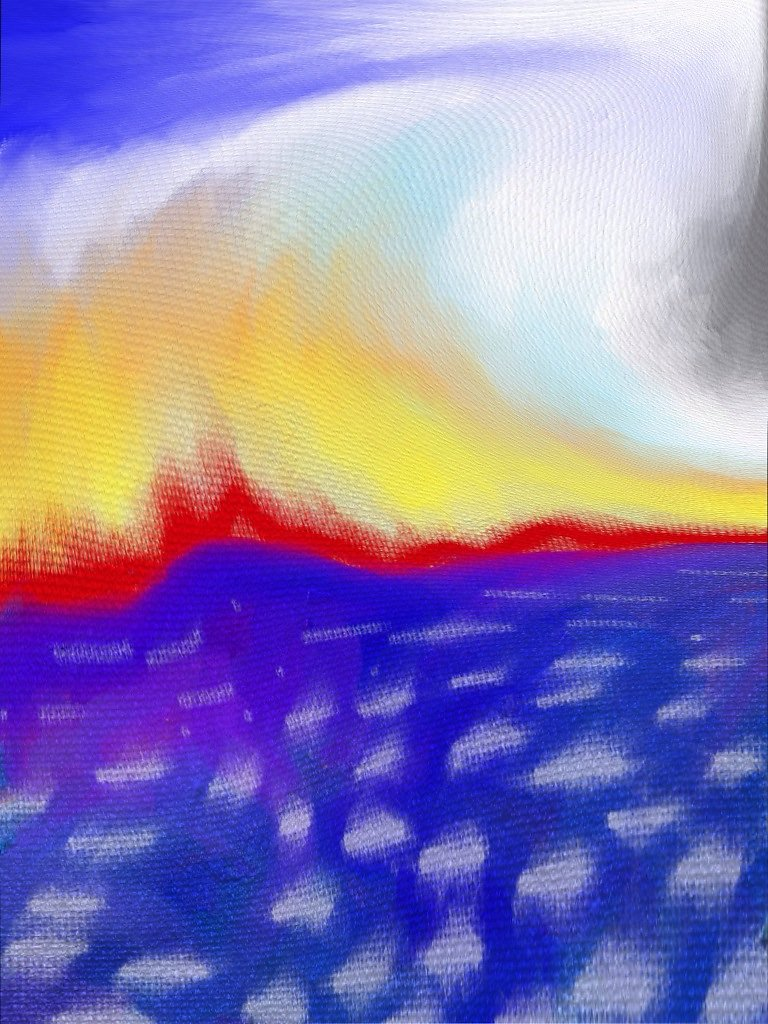 Blue sea Part III