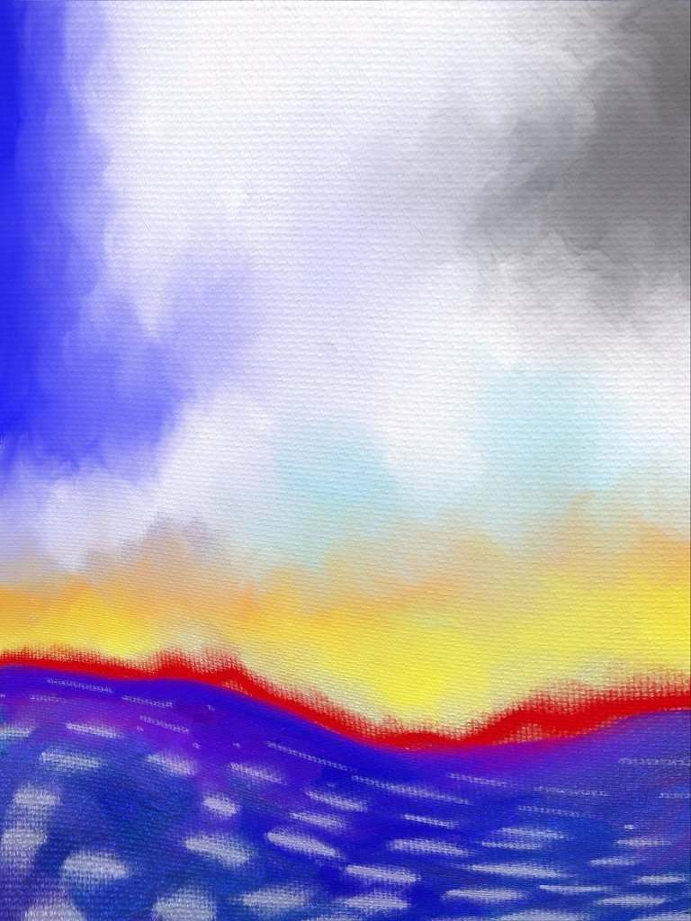 Blue sea Part I